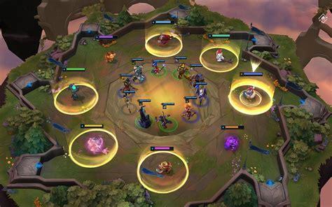 play teamfight tactics league  legends shacknews