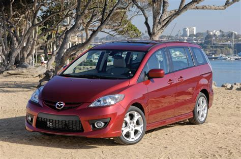 mazda van new mazda to unveil new 5 minivan next year autoevolution