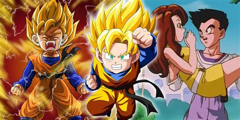 Dragon Ball Z: Things You Didn't Know About Goten   ScreenRant
