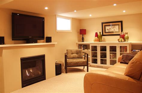 great finished basement design ideas for modern house