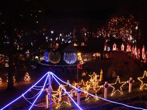la salette christmas lights la salette it 39 s about more than christmas lights
