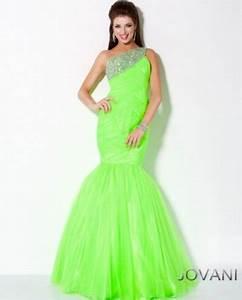 Top 9 Mermaid Prom Dresses 2012