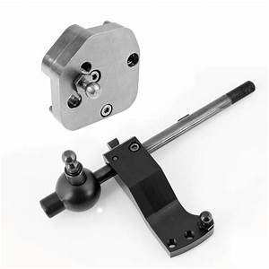Ford Focus St Short Shifter And Transmission Adapter Plate