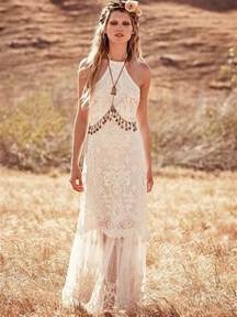 boho dresses wedding boho chic wedding dresses for summer 2017 fashiongum