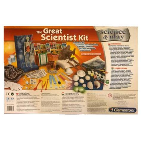 Clementoni Veliki eksperimenti 6u1 znanstveni set kupovina ...