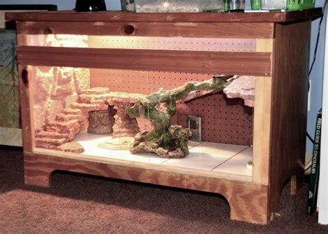 lighting for bearded dragon vivarium bearded dragon vivarium furniture dyi projects