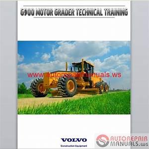 Volvo Motor Grader G900 Technical Training