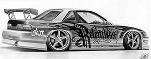 Easy Import Auto : relentless drift drawing by lyle brown ~ New.letsfixerimages.club Revue des Voitures