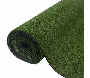 Acheter Gazon Artificiel : acheter vidaxl gazon artificiel vert 1x5 m 7 9 mm pas cher ~ Edinachiropracticcenter.com Idées de Décoration