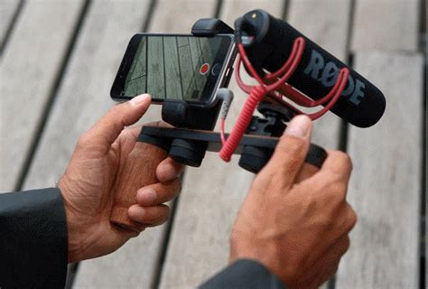 iphone filming rig 5 iphone rigs for better smartphone iphoneness