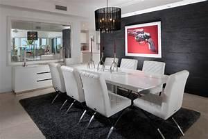 Salle A Manger De Luxe : appartement de luxe pour des vacances uniques miami beach vivons maison ~ Melissatoandfro.com Idées de Décoration