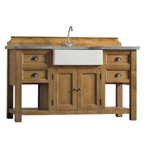 meubles evier cuisine meuble cuisine bois massif cuisine chene massif u2013