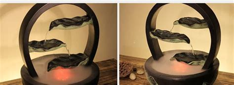 Feng Shui Water Fountain In Living Room : The New Chinese Feng Shui Ornaments Home Furnishing Decor