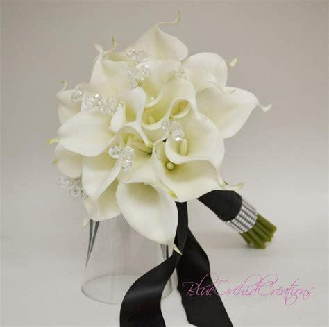 calla bouquet pictures 100 brooch bouquet calla lily ivory the brides bouquet wedding flowers picasso mini calla