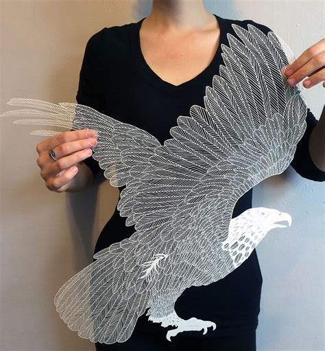 paper cutting incredibly intricate cut paper by maude white
