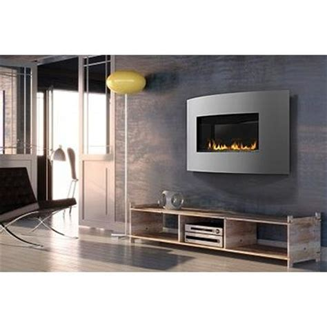 Gas Wall Fireplace by Napoleon Whd31nsb Plazmafire Direct Vent Wall Mounted Gas