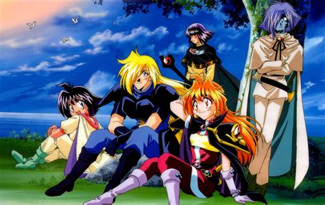 Slayers Anime Wallpaper - slayers wallpaper zerochan anime image board