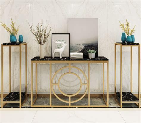 โต๊ะวางของสำหรับตกแต่งบ้าน - Decorative Side Board II - HomeStudio