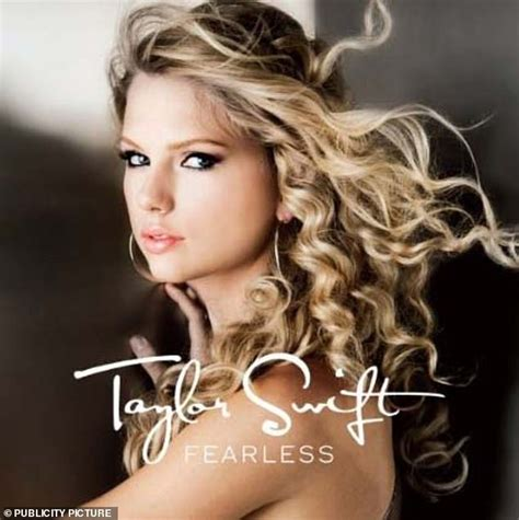 Taylor Swift is re-releasing her 2008 album Fearless with ...