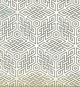 xsally90-concepts:Geometric Patterns & Borders by David Wade.