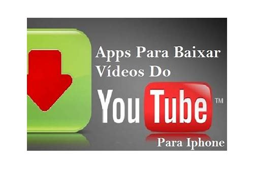 como baixar o youtube do chromecast no iphone