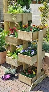 Mini Potager En Bois : 17 meilleures id es propos de jardinage palette sur ~ Premium-room.com Idées de Décoration
