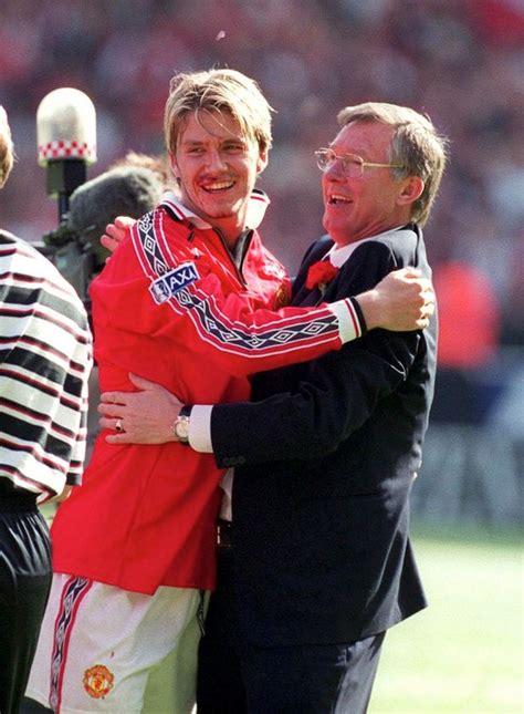 david beckham    devastated  manchester united