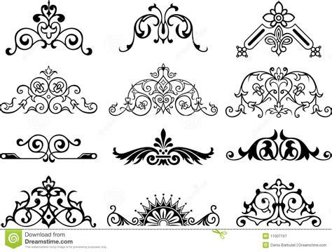 vector design elements royalty free stock photography image 11007197