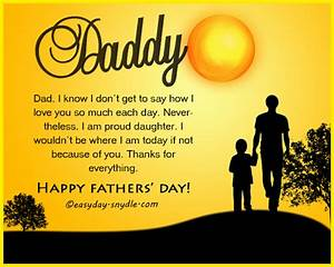 Happy Father's Day messages and wishes in English for 2018 ...