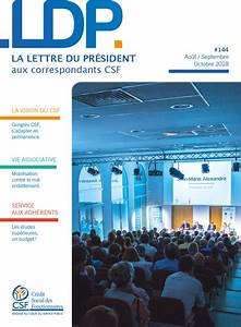 Lettre Du Président Aux Français : la lettre du pr sident aux correspondants du csf ~ Medecine-chirurgie-esthetiques.com Avis de Voitures
