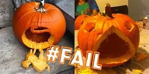 19 hilarious pumpkin carving fails