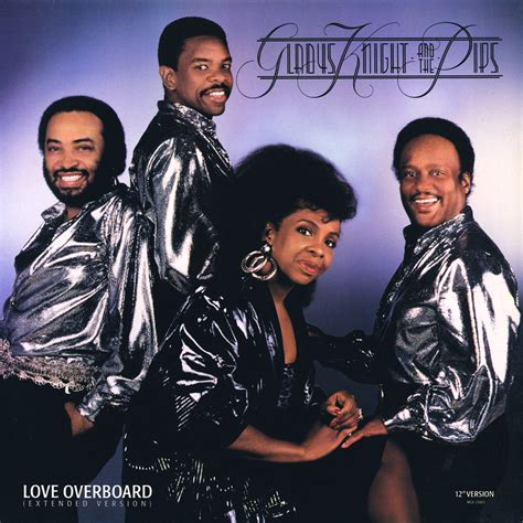 Love Overboard Gladys Knight