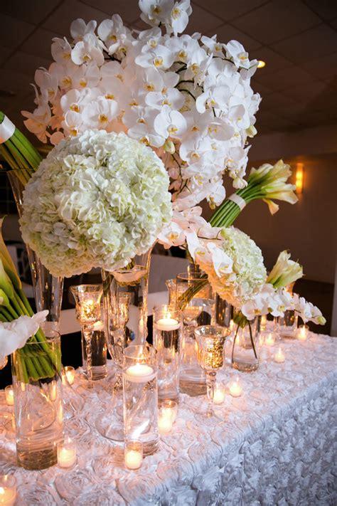 navy blue white elegant wedding belle  magazine