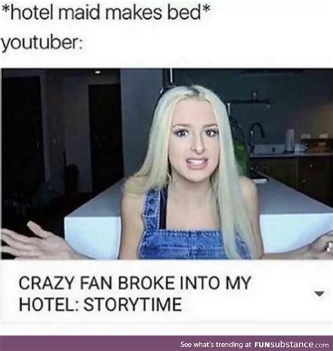 Youtuber Meme - youtubers be like funsubstance
