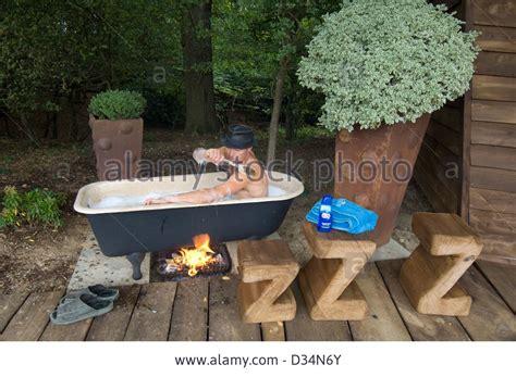 Backyard Tub by Heated Bath Search Backyard Tub