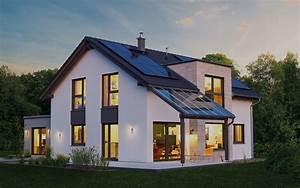 Fertighaus Kosten Komplett : individually planned prefabricated house hanse haus germany ~ A.2002-acura-tl-radio.info Haus und Dekorationen