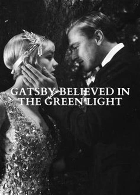 Gatsby Believed In The Green Light by Nick Carraway S Hair Hairstyles From The Great Gatsby
