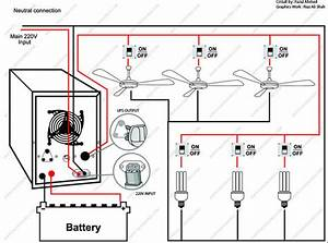 How To Connect A Ups In Home Wiring