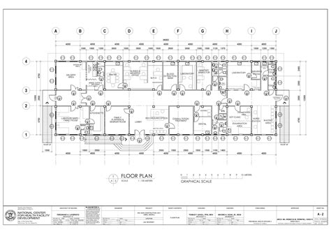 construction floor plans rhu and bhs plans amhop pangasinan chapter