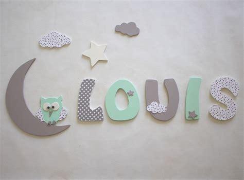 lettre pour chambre de bebe lettres en bois pour porte de chambre d 39 enfant lettre