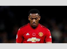 EPL news Anthony Martial, Manchester United, 2019