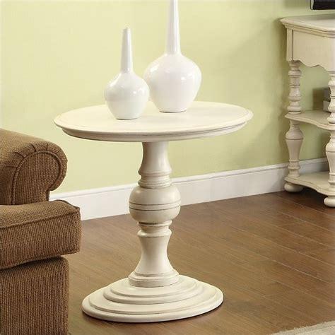 riverside furniture placid cove pedestal end table