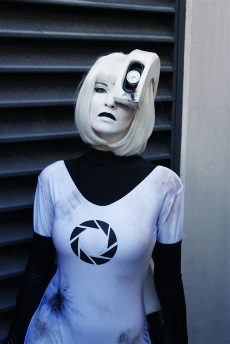 Portal 2 Glados Cosplay By Elita 01 On Deviantart