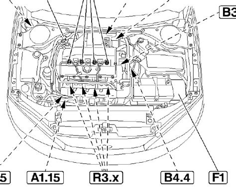 Wiring Diagram 2000 Ford Focu Zetec by 4 Best Images Of Ford 2 0 Engine Diagram 2003 Ford