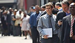 Us Unemployment Figures Could Be Misleading Us All