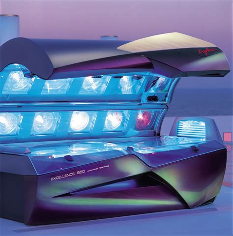Ergoline Tanning Bed by From The Quest For Blueberries To Glutathione And Tanning