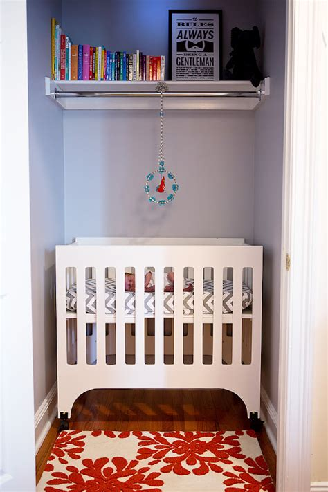 Crib In Closet by Bedroom With Baby Decor Ideas And Inspiration