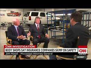 CNN Broadcast -- Auto Insurers accused of pushing cheap ...