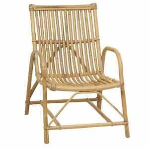 Siege En Rotin : fauteuil rotin vintage olivier salon en rotin naturel ~ Teatrodelosmanantiales.com Idées de Décoration