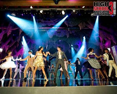 Musical Shows Movies Hsm3 Senior Tv Night